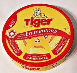 Emmi Tiger Emmentaler 140g - Bild vergrößern