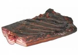 Greisinger Bauchspeck mit Schwarte 1,6 kg - Bild vergrößern