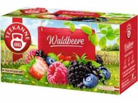 Teekanne Früchtegarten Waldbeere 20 x 3g - Bild vergrößern