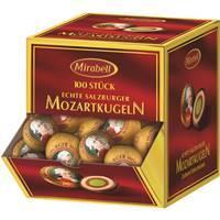 Mirabell Mozartkugeln 100er Box 1700g