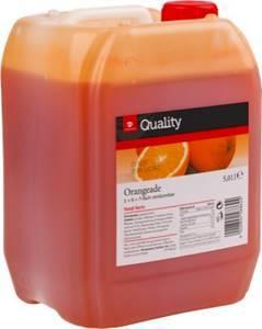 Quality Sirup Orangeade 5 ltr.