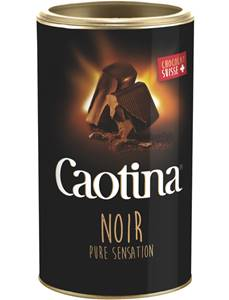 Swiss Premium Chocolate Drink Caotina Noir 500g