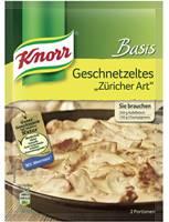 Knorr Basis für Geschnetzeltes Züricher Art 40g