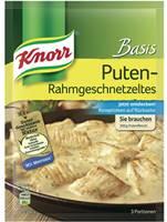 Knorr Basis für Putenrahmgeschnetzeltes 56g