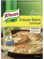 Knorr Basis für Kräuter Rahmschnitzel 48g