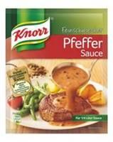 Knorr Feinschmecker Pfeffer Sauce 40g