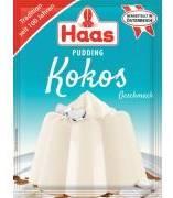Haas Pudding Kokos - Geschmack 111g