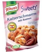 Knorr Sweety Kaiserschmarrn mit Rosinen  205g