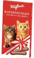 Küfferle Katzenzungen Vollmilch hauchdünn 75g