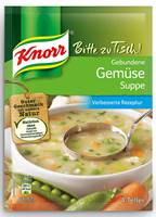 Knorr Bitte zu Tisch gebundene Gemüsesuppe 67g