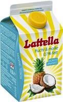 Lattella Molkedrink Kokos/Ananas  500 ml