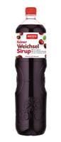 1,5 Liter Spitz Sirup Weichsel  (Sauerkirsche)
