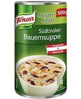 Knorr Meister Kessel Südtiroler Bauernsuppe 500g
