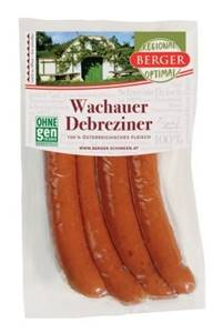 Berger Wachauer Spezial Debreziner 2 Paar (250g)