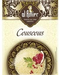 Al Amier Couscous reiner Hartweizengrieß 500g