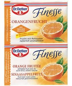 Dr Oetker Orangenschale