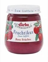 Darbo Fruchtikus Rote Früchte 125g