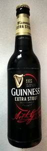 Guinness Extra Stout 0,5 ltr.