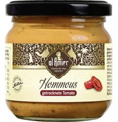 Al Amier Hommous mit getrockneten Tomaten 180g