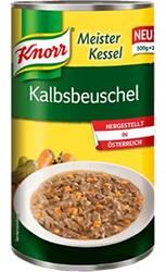 Knorr Meisterkessel Kalbsbeuschel 500g