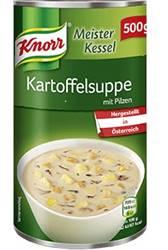 Knorr Meisterkessel Kartoffelsuppe mit Pilzen 500g