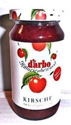 Darbo Fruchtaufstrich 60% Kirsche 220g