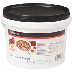 Quality Nuss Nougat Creme 3 kg