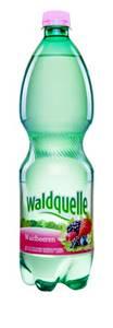 Waldquelle Mineralwasser Waldbeeren 1 ltr.