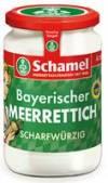 Schamel Bayerischer Meerrettich scharfwürzig 680g