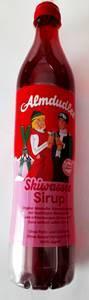 Almdudler Schiwasser Sirup 0,7 ltr.