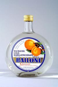 Bailoni Wachauer Goldmarillenschnaps 40% 0,7l