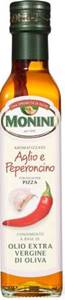 Monini Aglio e Peperoncino natives Olivenöl Extra 250ml
